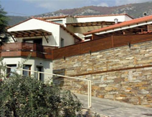 Παραδοσιακός ξενώνας Κλαδί Ελιάς Μεσορόπη Καβάλας